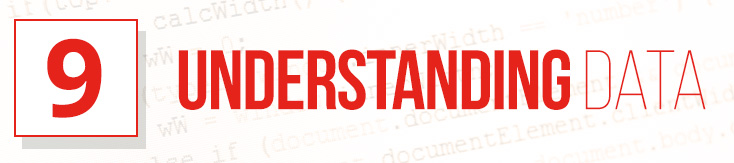 9 - Understanding Your Data