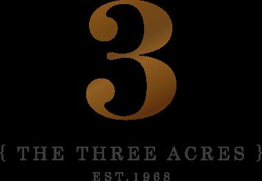 3 acres logo