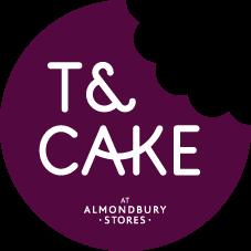 t cake logo